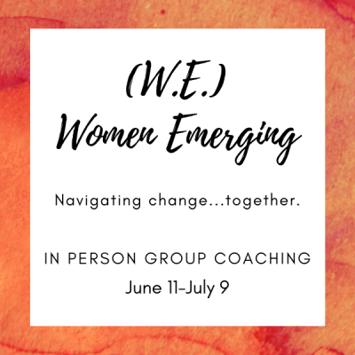 Women Emerging Group June 11-July 9